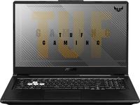 Asus TUF Gaming A17 FX706II-H7032T (90NR03P1-M03180) серый