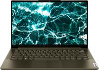 Lenovo Yoga Slim 7 14IIL05 (82A1008BRU) зеленый