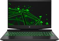 HP Pavilion Gaming 15-dk1040ur (22N30EA) черный