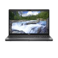 Dell Latitude 15 (5500-2590) черный