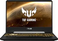 Asus TUF Gaming FX505DT-BQ138 (90NR02D1-M04150) черный